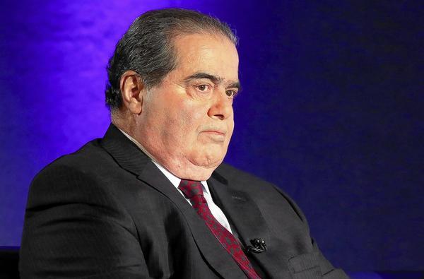 Supreme Court Justice Scalia