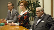 Harry Hamlin, Christina Hendricks, Robert Morse