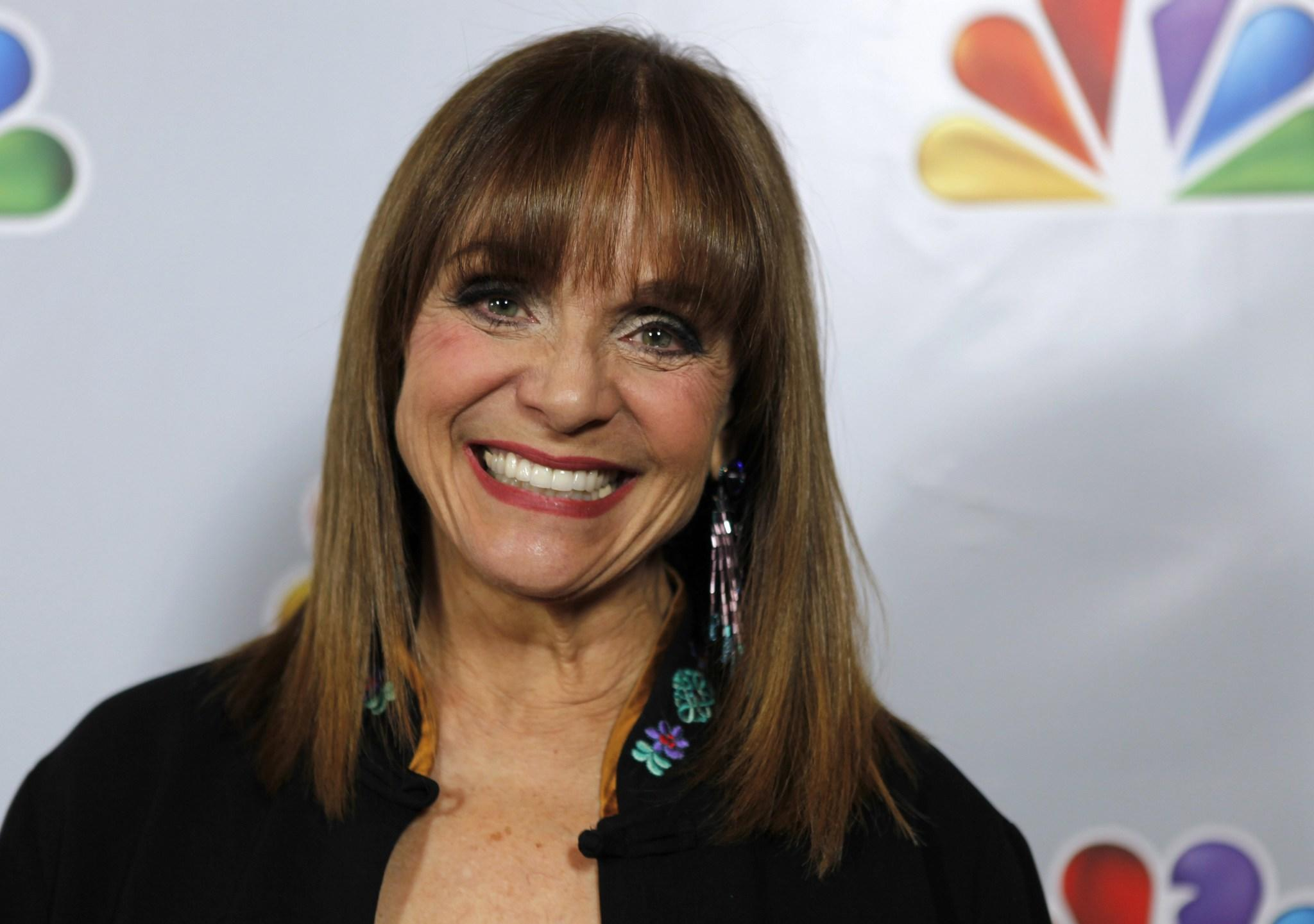 "Actress Valerie Harper arrives for the taping of ""Betty White's 90th Birthday: A Tribute to America's Golden Girl"" in Los Angeles."