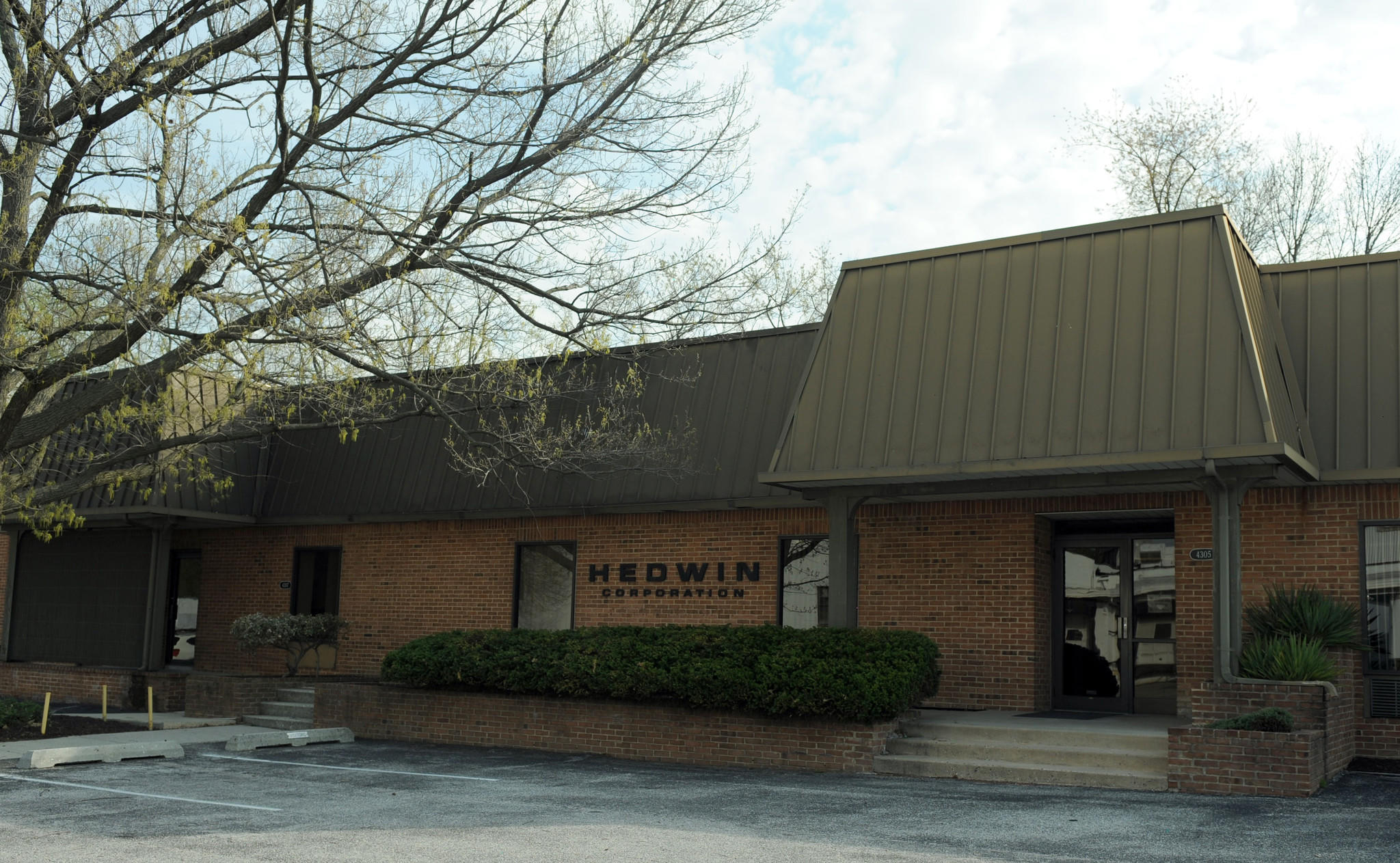 Hedwin Corp., an employee owned company, is in bankruptcy protection and is on the verge of being sold.