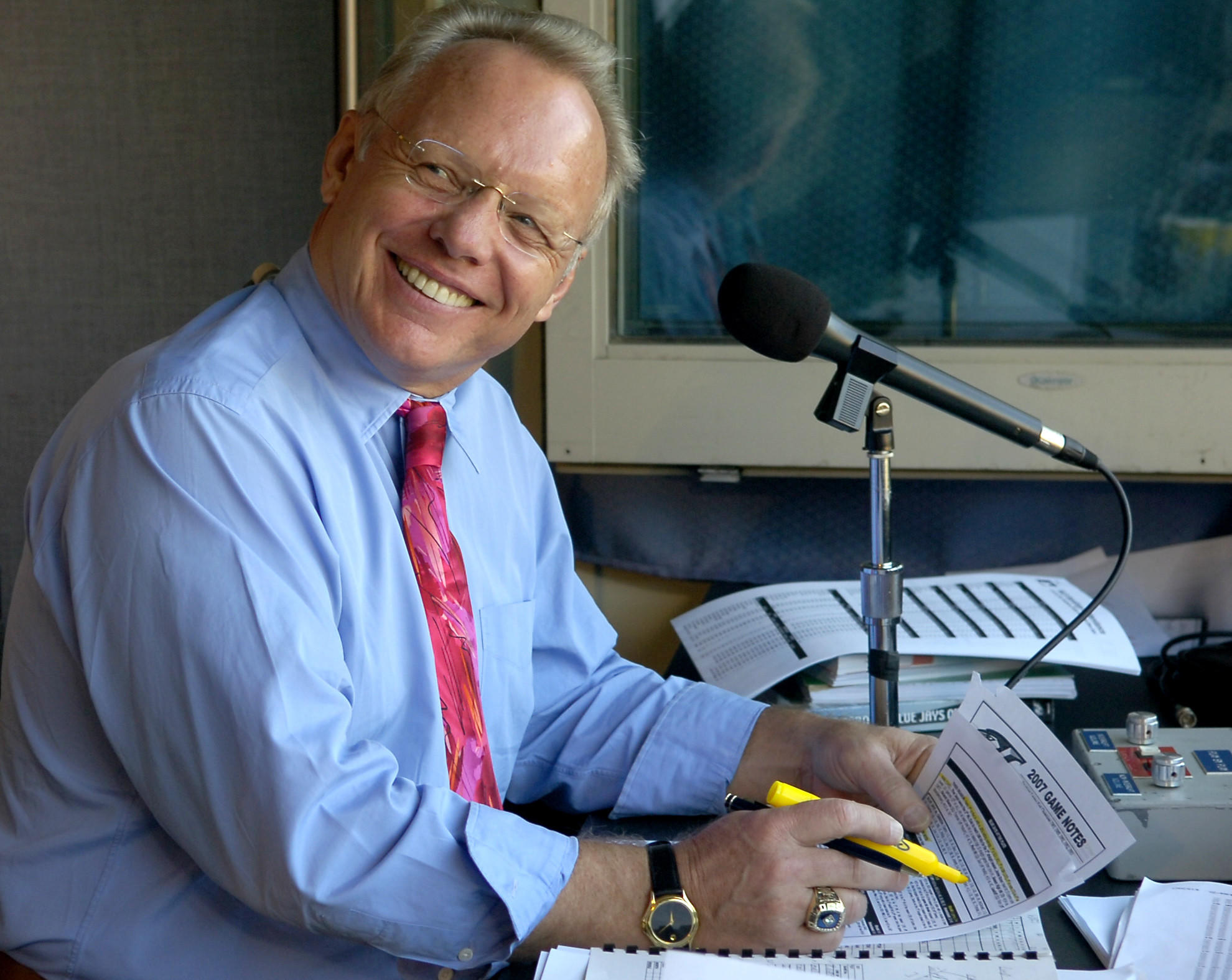 Gary Thorne and the O's broadcasters on MASN earned high marks from viewers.