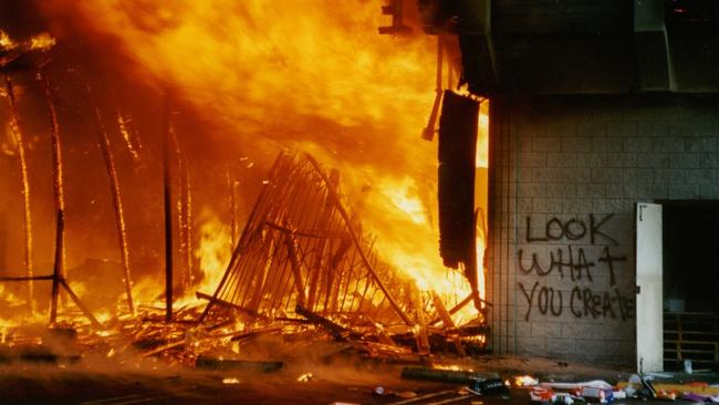 Los Angeles riots remembered