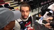 Video: 'No time for frustration,' Noah says