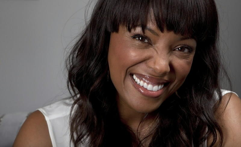 Aisha Tyler is one of three brainiacs invited to the CT Forum Nerd Fesst Saturday, May 3, 8 p.m., The Bushnell.