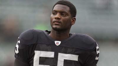 Ozzie Newsome weighs in on Rolando McClain retiring for the sec…