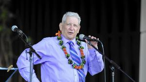 Sam Slom is a party of one in Hawaii's Senate