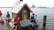 One team, five years at AVAM's Kinetic Sculpture Race [Pictures]