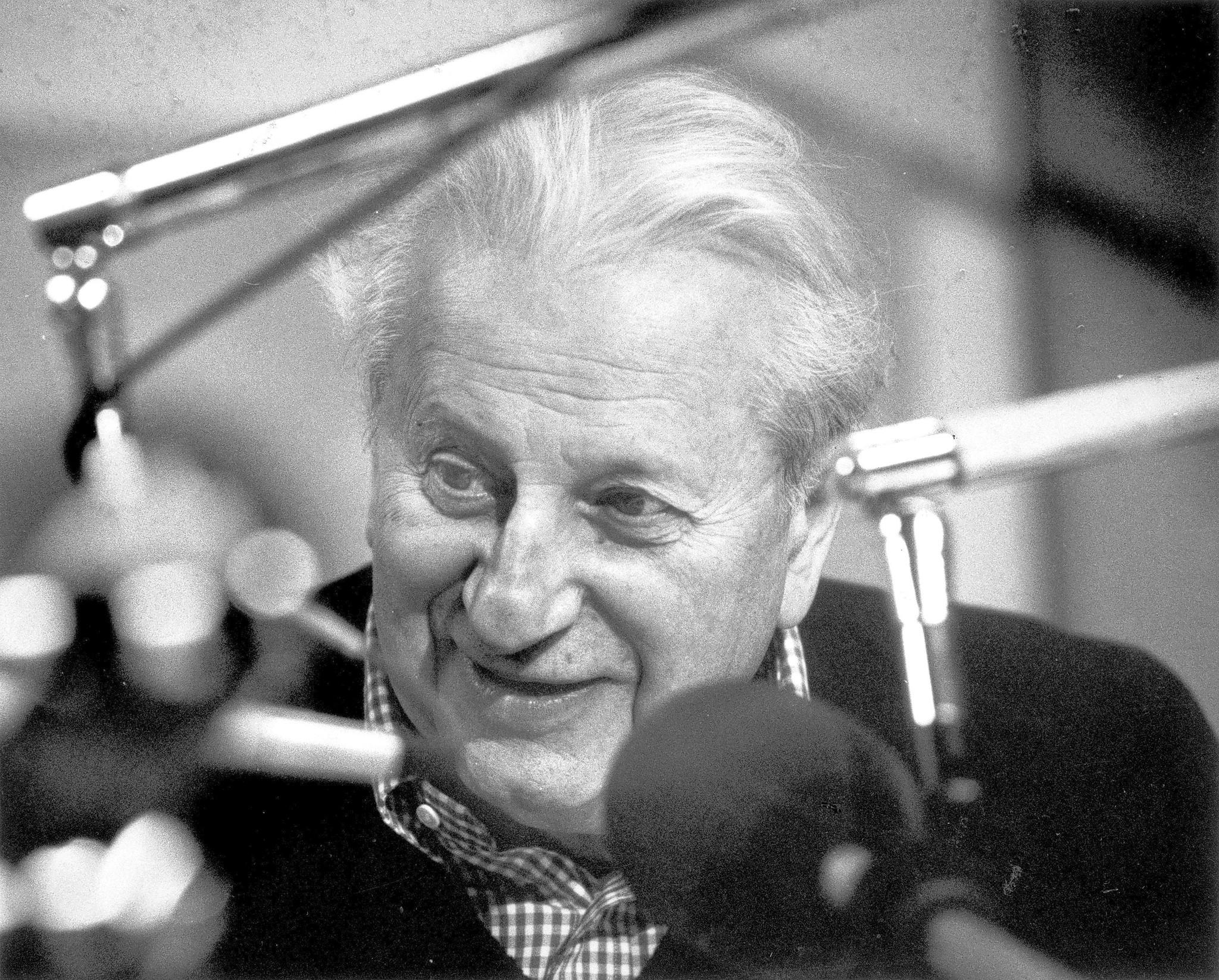 """As the University of Chicago prepares to honor Studs Terkel with the """"Let's Get Working: Chicago Celebrates Studs"""" festival this week, authors Dave Isay and Alex Kotlowitz talk about Terkel's influence and integrity."""
