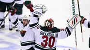 NHL: Stanley Cup Playoffs-Minnesota Wild at Colorado Avalanche