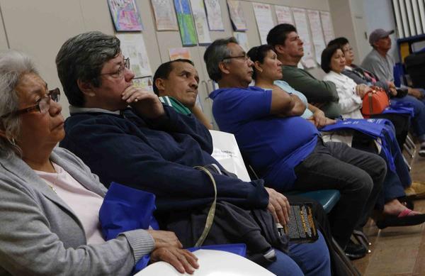 Awaiting Obamacare signups
