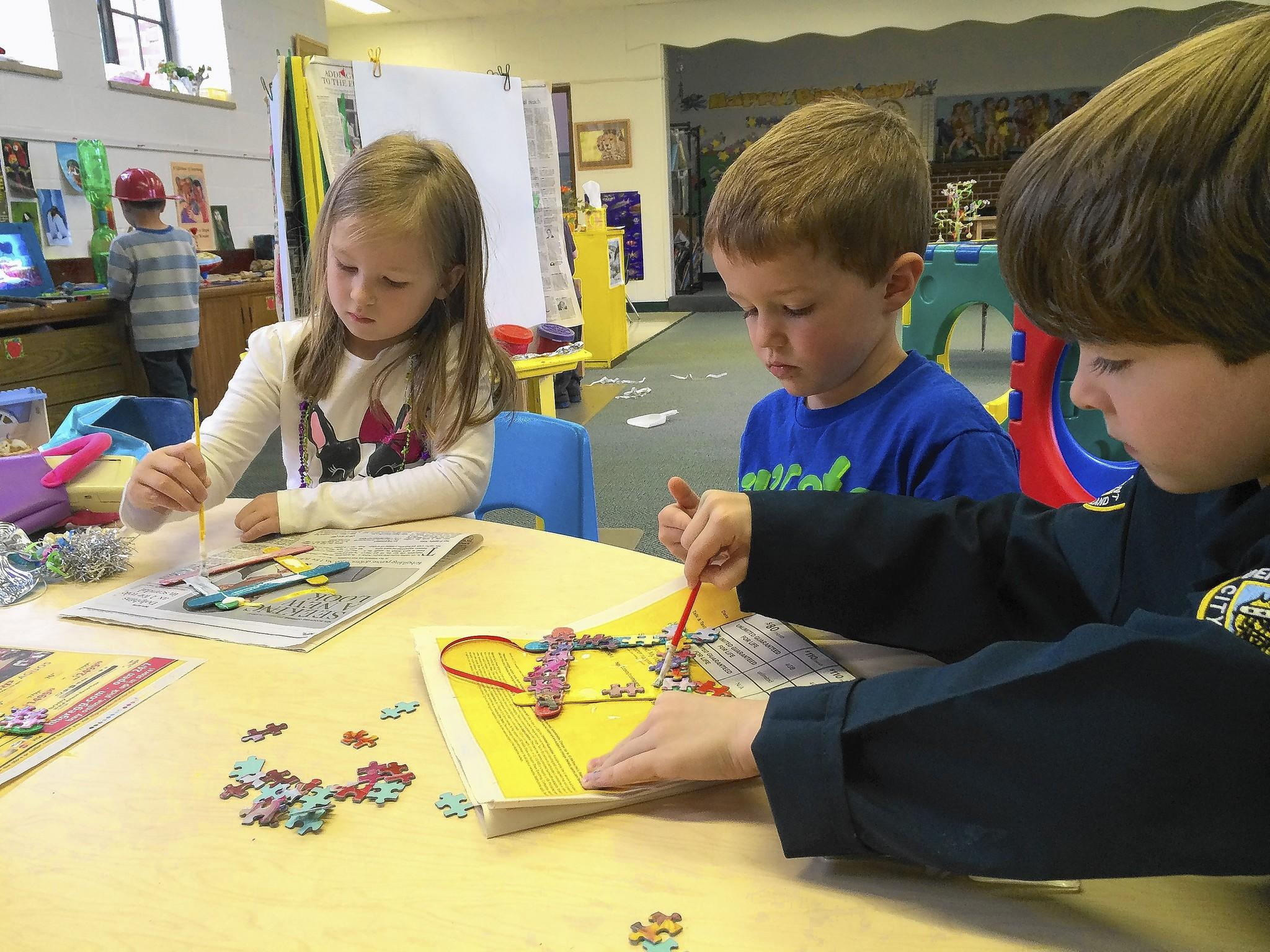 The Loretto Early Childhood Center in Wheaton will close its door this month becuase of declining enrollment.