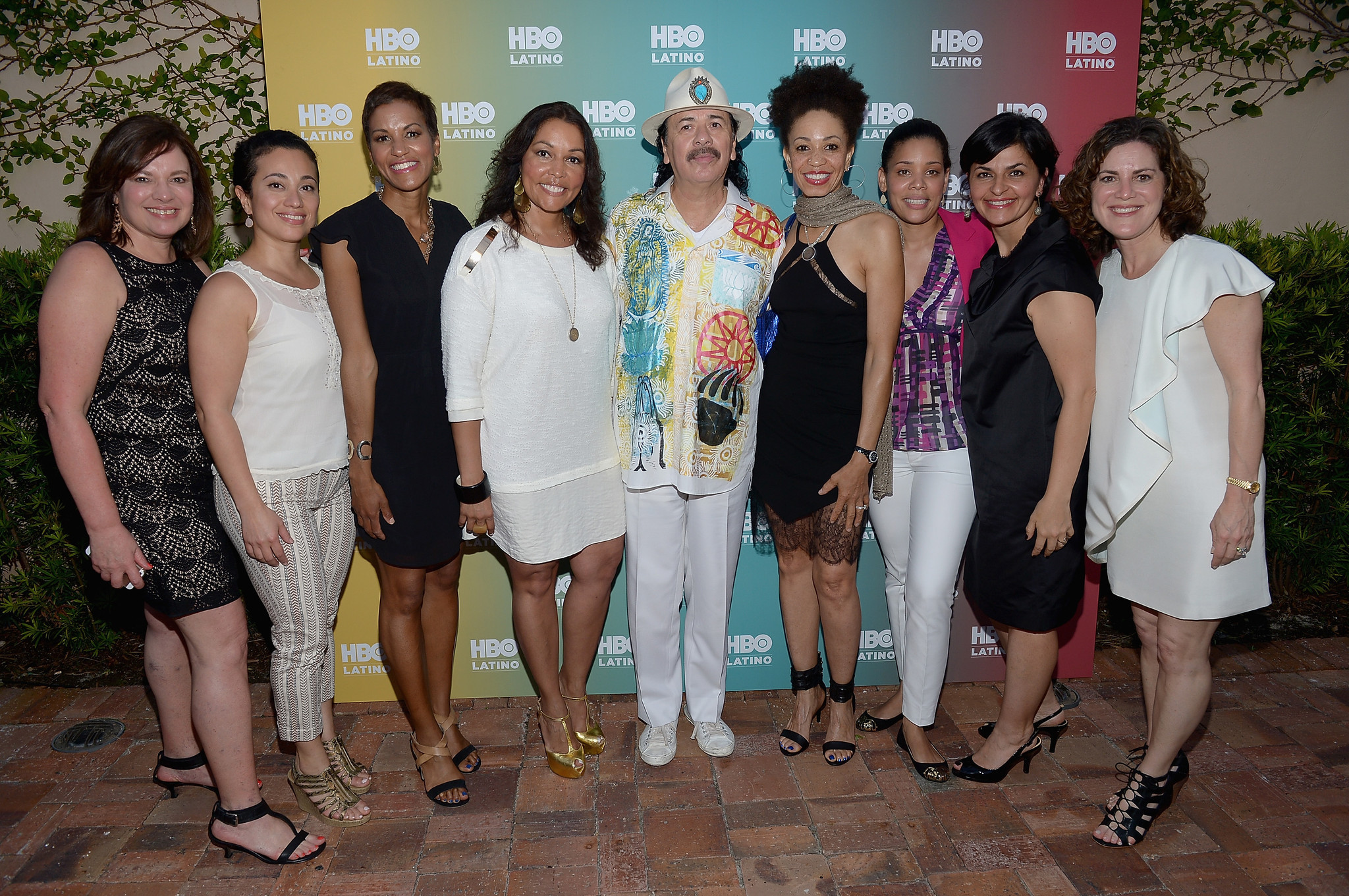 "Celeb-spotting around South Florida - HBO Latino Hosts Private Screening Of ""Santana De Corazon"" And Fireside Chat With Legendary Musician, Carlos Santana"
