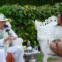 "HBO Latino Hosts Private Screening Of ""Santana De Corazon"" And Fireside Chat With Legendary Musician, Carlos Santana"