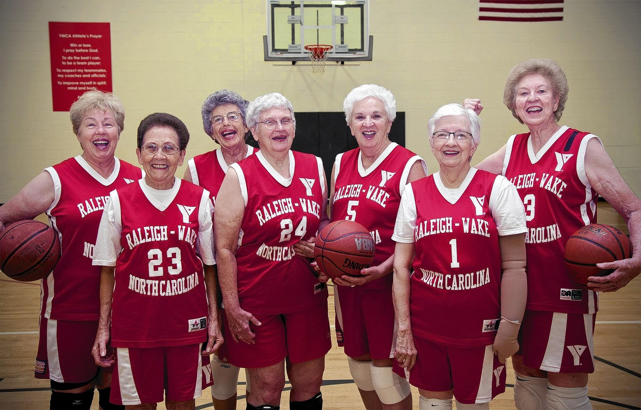 "Members of a senior women's basketball team in North Carolina star in a 10-minute short titled ""Granny's Got Game,"" which will screen Saturday at Lunafest."