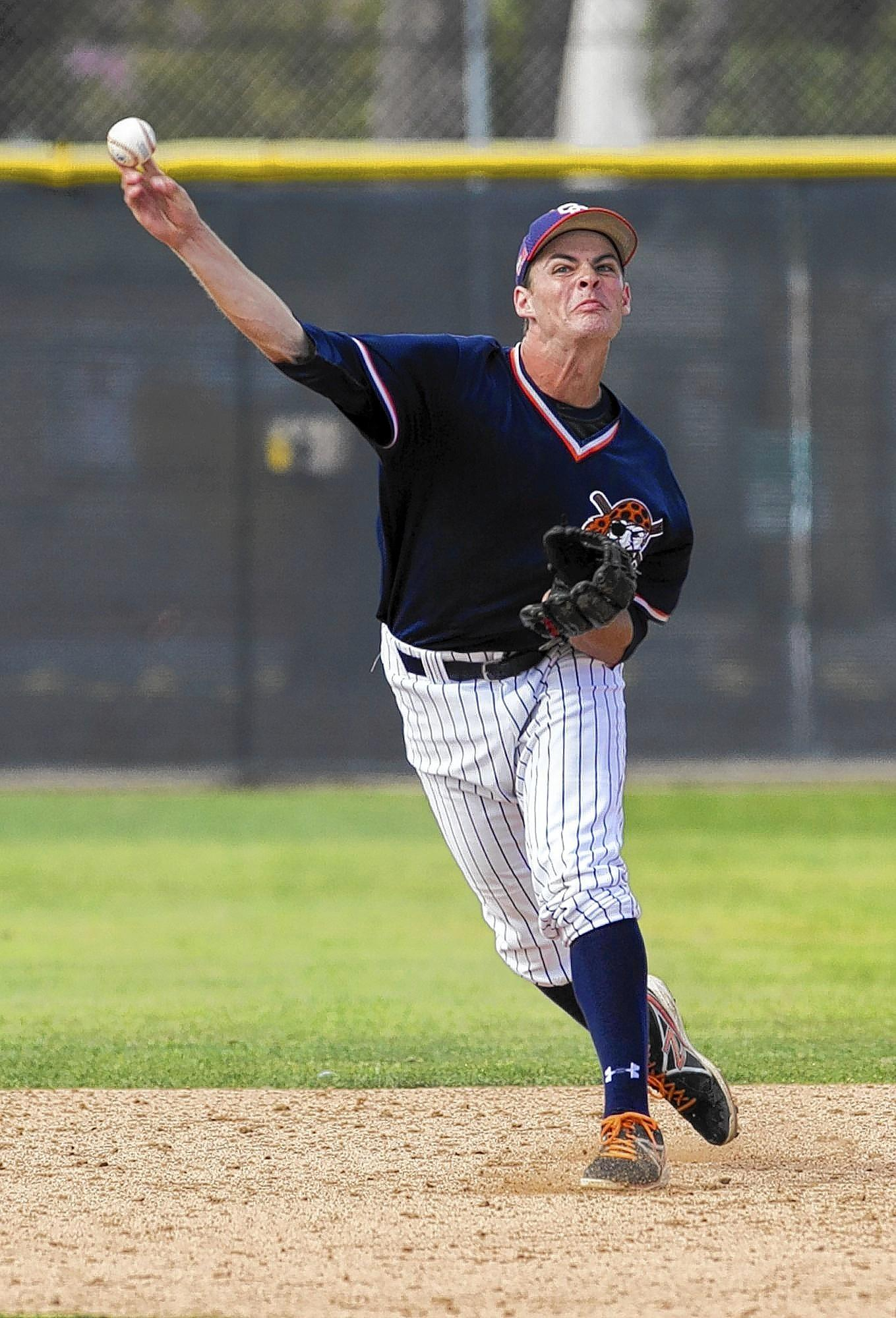 Orange Coast College's Cody Nulph is the Orange Empire Conference Playe of the Year.