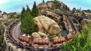 Disney Fantasyland pictures: Seven Dwarfs Mine Train