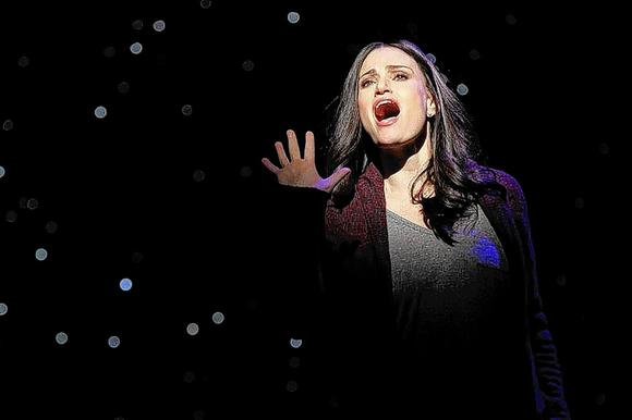 "Idina Menzel in ""If/Then."""