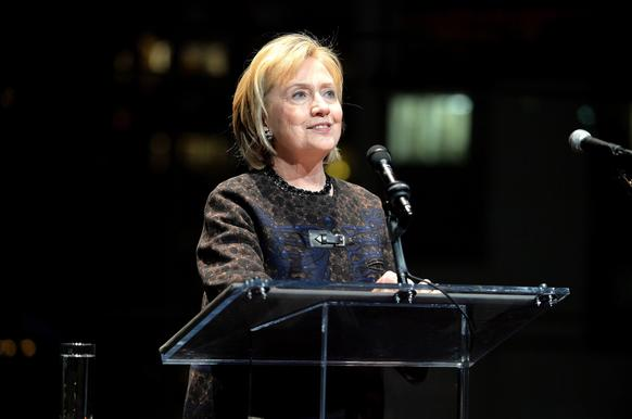 "Though Clinton said she is ""thinking"" about a second presidential run, the former Secretary of State has reportedly made no decision. But a slew of public appearances, a forthcoming book and support from Super PACs and prominent Democrats suggest another bid is on the horizon."