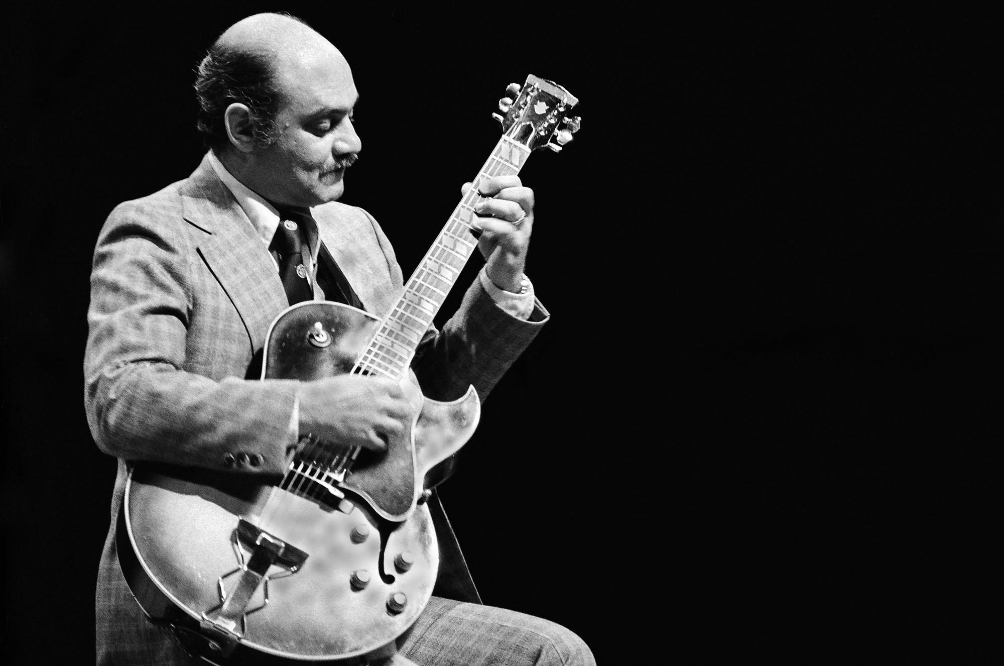 "The late jazz great Joe Pass is subject of a documentary, ""Not An Average Joe,"" screening May 8 at the Brand Library."