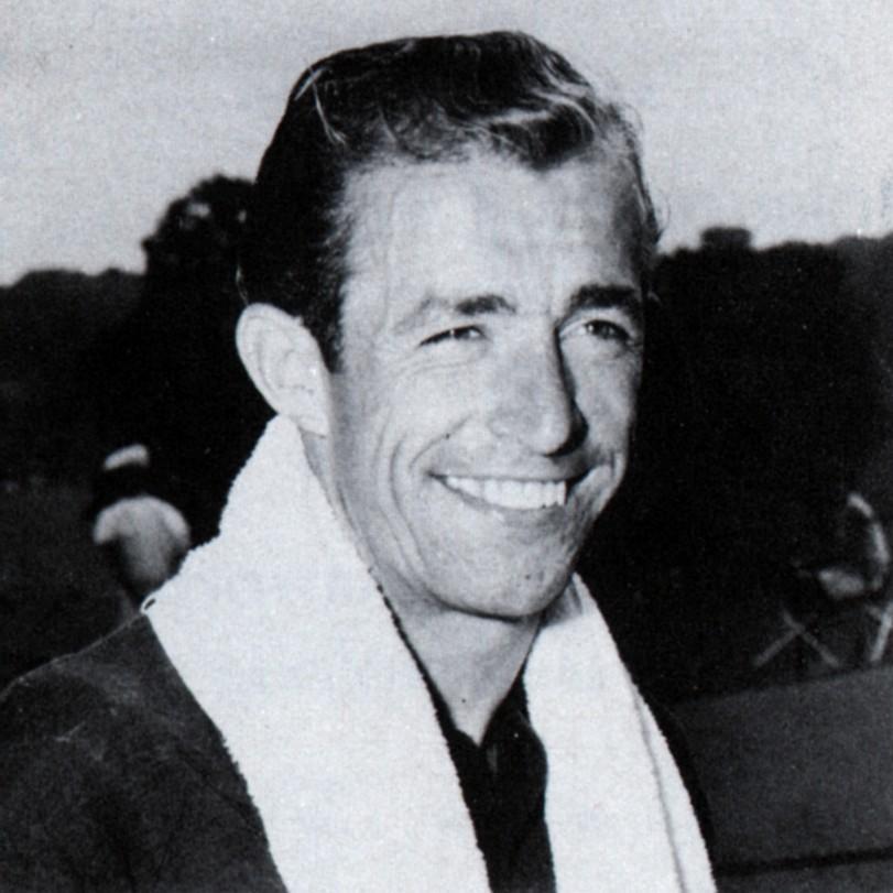 Bob Toski, 1953 GHO winner. (from 1958 ICO program)