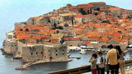 Croatia, where water park meets World Heritage Site