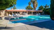 Elvis Presley lease home in Palms Springs
