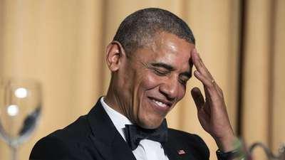 Jokes, partisan jabs fly at White House Correspondents' Dinner