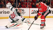 Game 2 photos: Blackhawks 4, Wild 1