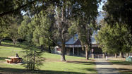 Griffith Park's charming surprises are just steps away
