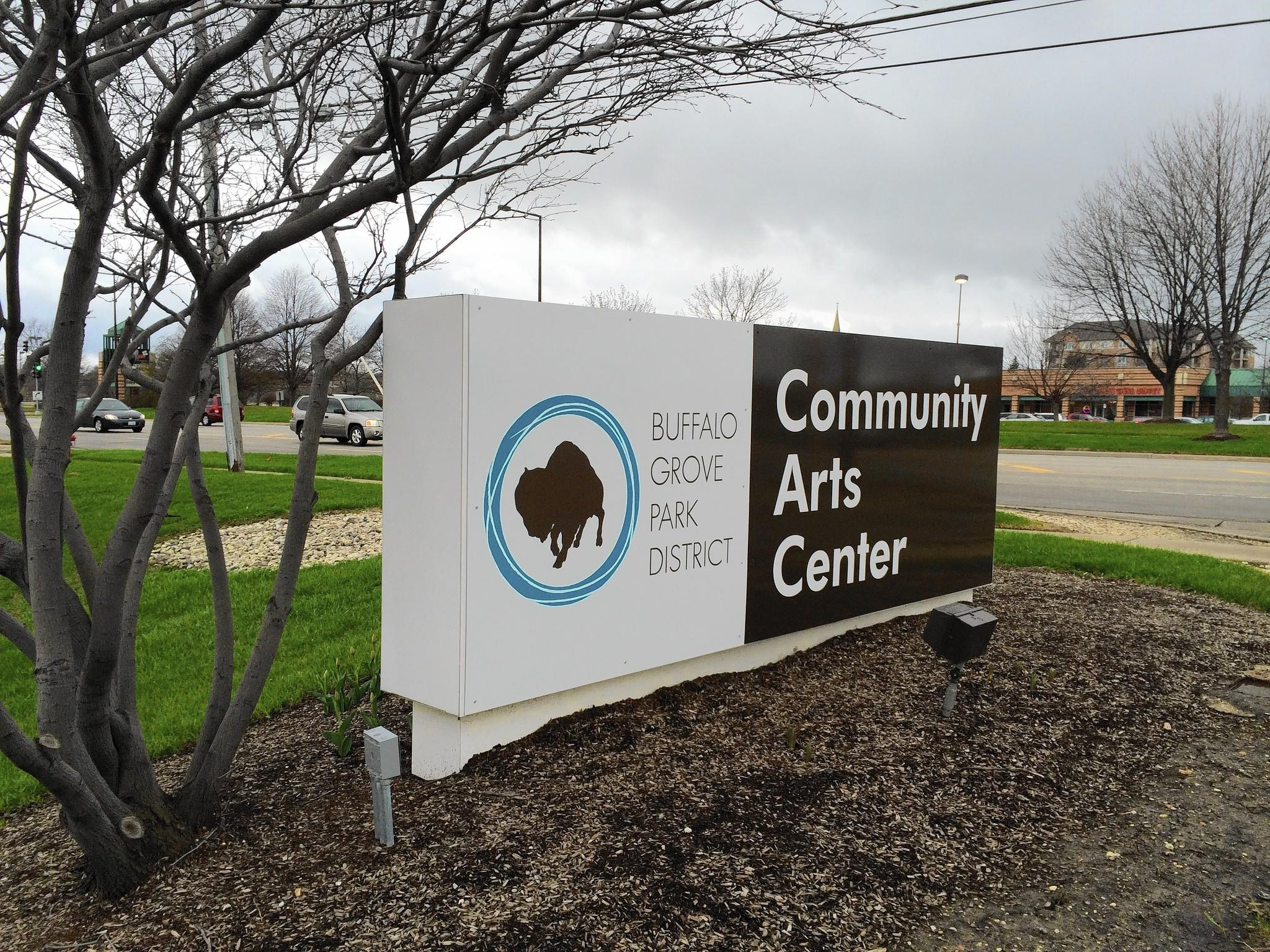 The Buffalo Grove Community Art Center's interim theater space is opening this summer.