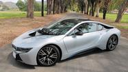 2014 BMW i8 plug-in hybrid: High performance with a conscience