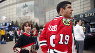 Game 3 photos: Wild 4, Blackhawks 0