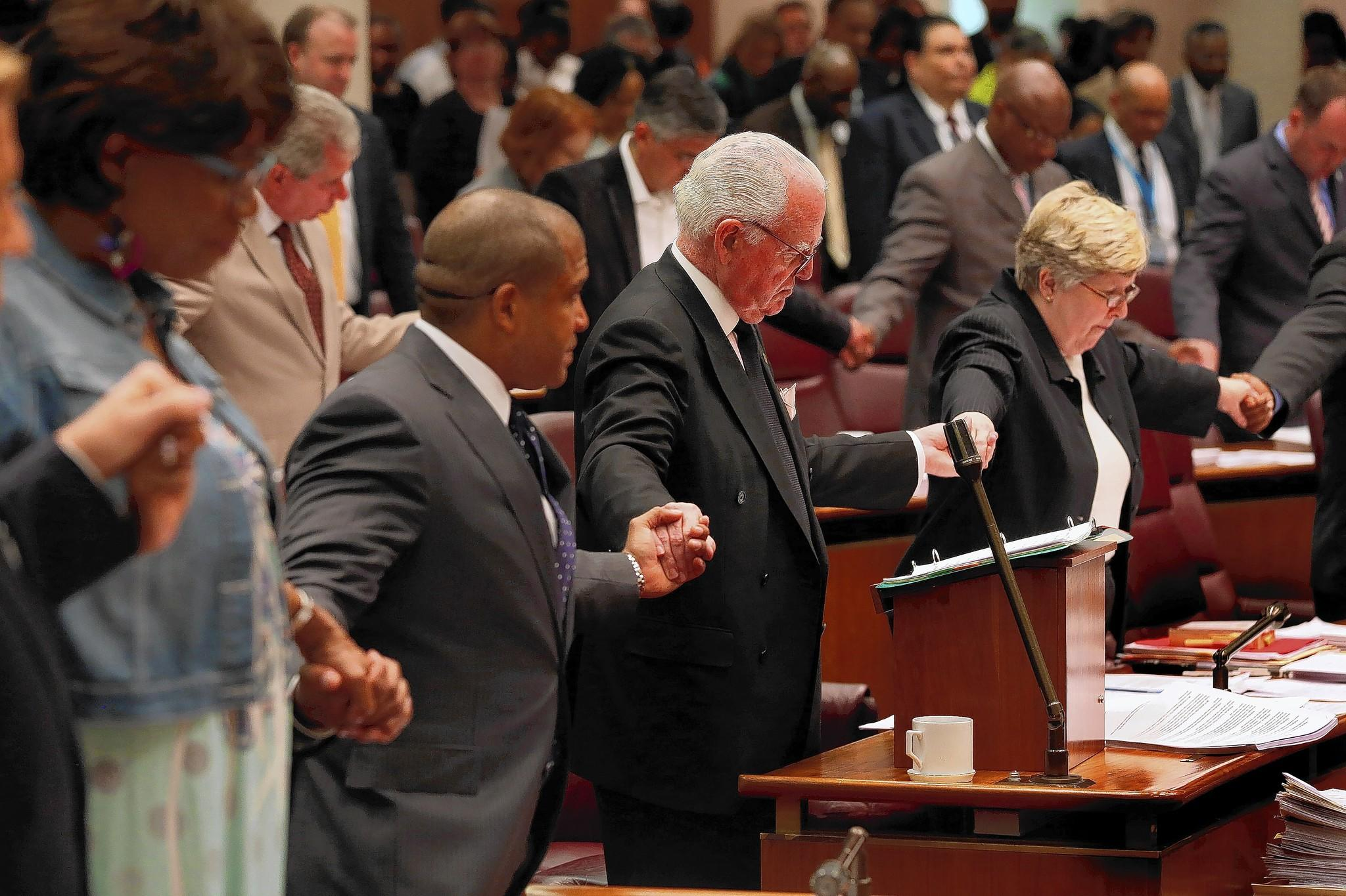 For nearly a century, meetings of the Chicago City Council have begun with a prayer.