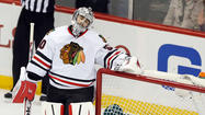 Wild play to strengths to stop Blackhawks