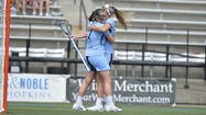 D'Amore shows her winning smile more for Johns Hopkins women's lacrosse