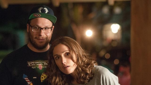 Video: Seth Rogen's deadly comedic timing makes 'Neighbors' a must watch