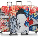 Roncato's Uno Art Luggage