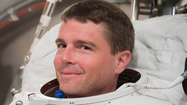 Cockeysville native launching to International Space Station this month