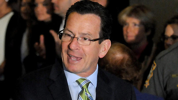 A hoped-for surplus never materialized, and Gov. Dannel P. Malloy was forced to scramble to balance the state budget, six months before he faces voters for re-election.