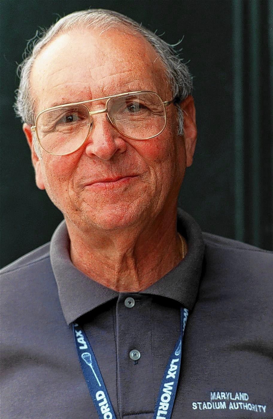 Nolan H. Rogers in 1998.