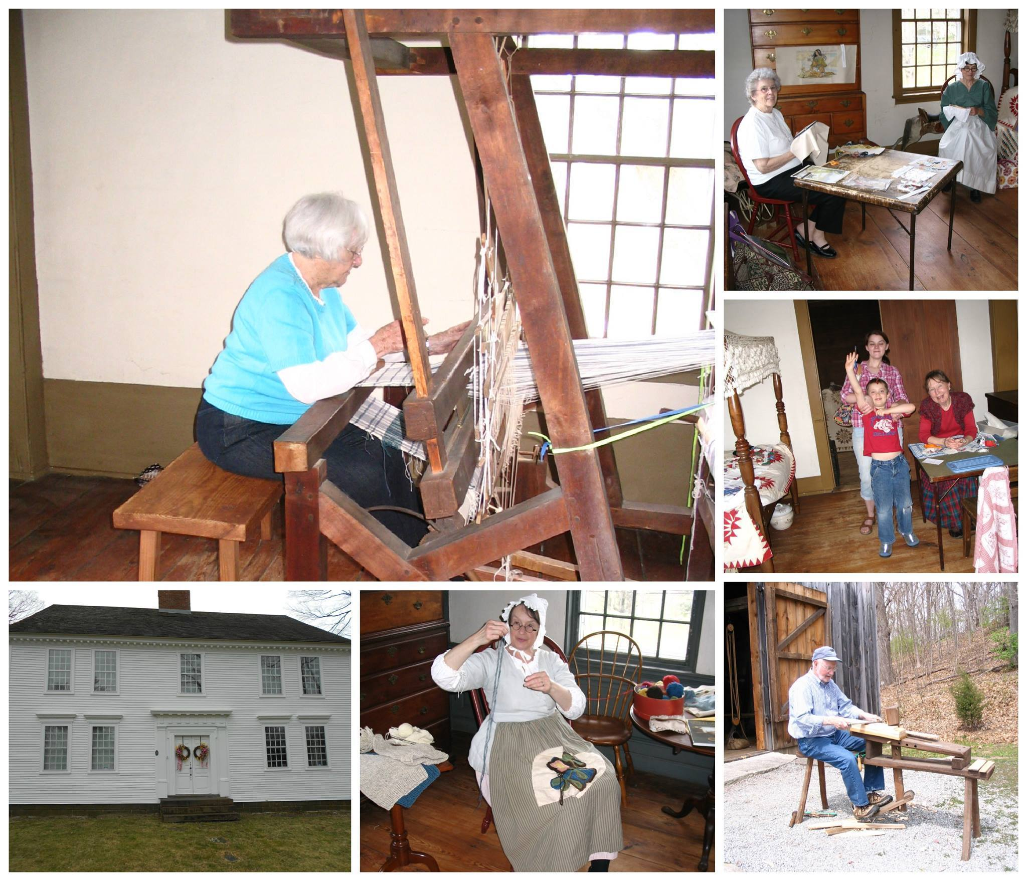 The Historical Society of Glastonbury will host Textile Day on May 18.