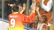 Calvert Hall grad Healey picked to U.S. Futsal team