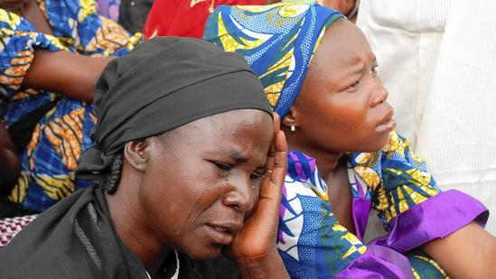 Nigeria schoolgirl kidnappings