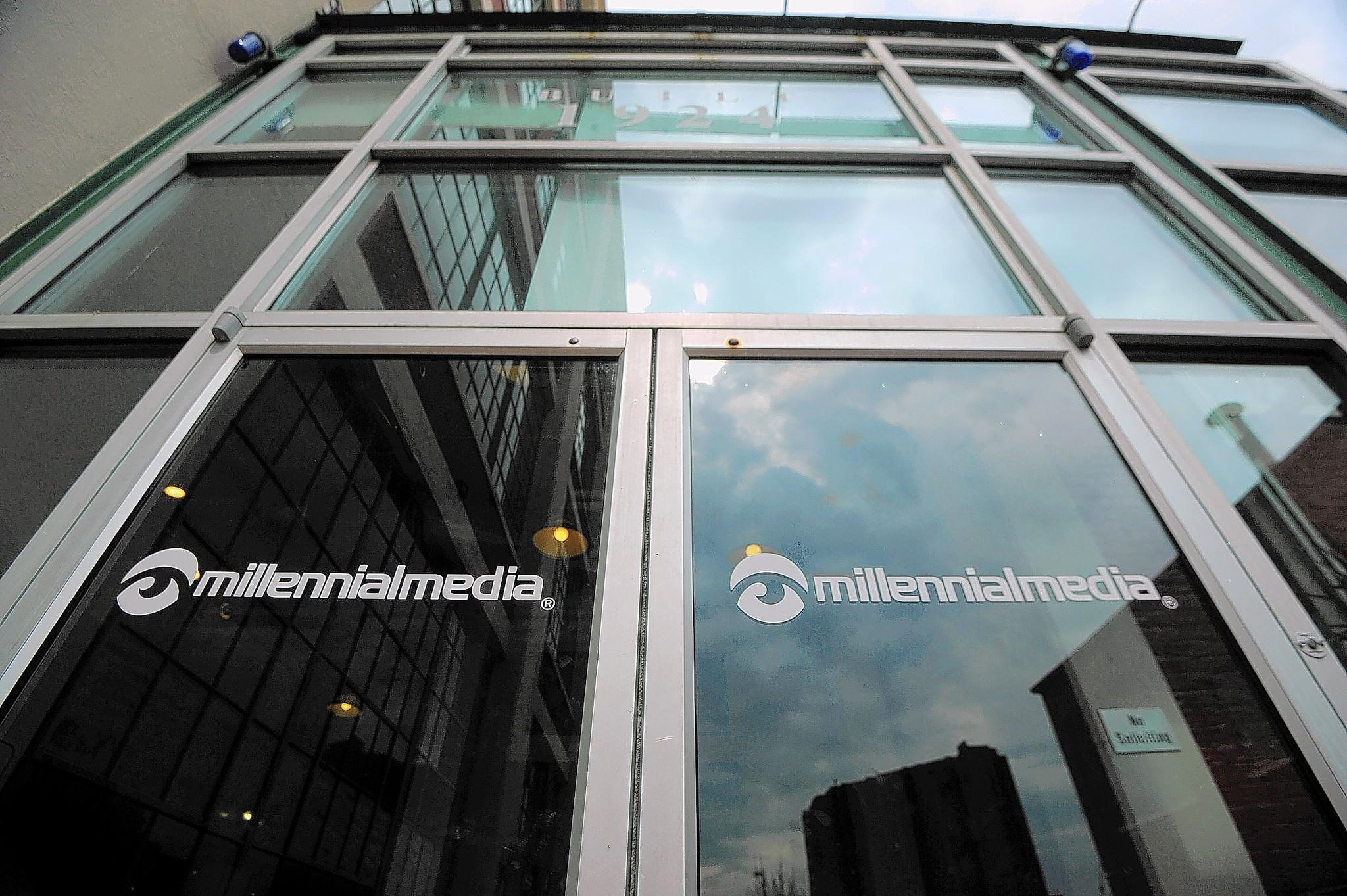 Millennial Media took over the Can Company on Boston Street as it expands its headquarters.