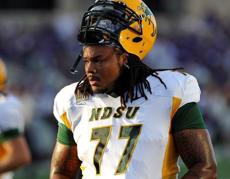 Accomplished tackle at NDSU, having started 56 of his 57 career games (44 left tackle, 12 right tackle) while helping the Bison win the last three FCS national titles ... The two-time first-team All-American has good length (6-foot-5) with big hands (10 inches), although he tends to hold them too low ... Finishes plays and has developing tools which project to the next level, where he could transition inside to guard ... Did not allow a sack as the Bison went 15-0 in his senior season, but struggled against pass rushers during Senior Bowl week ... His father Maurice played five seasons as an NFL running back during the 1980s.