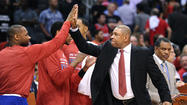 Photos: Clippers, post Sterling