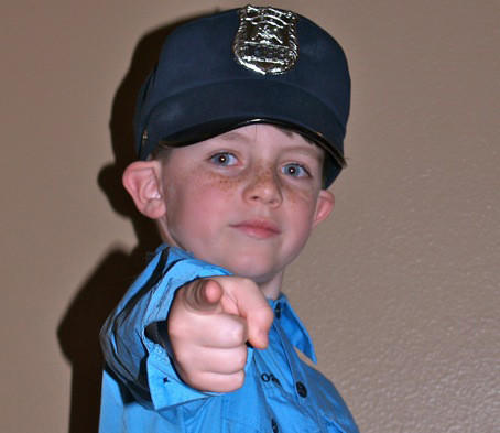 Noah Hall-King celebrated his sixth birthday by donating $1,650 to the Ocoee Police Department.