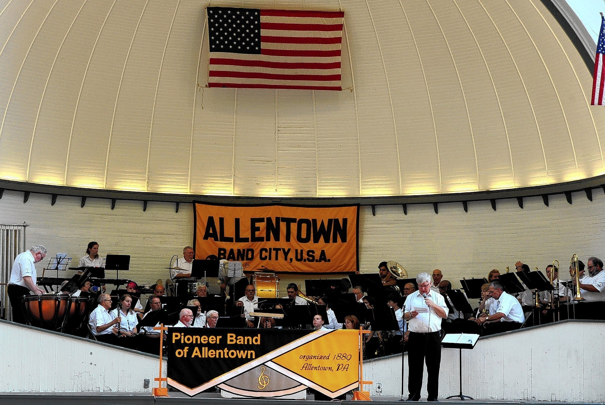 Lehigh Valley summer band concerts - The Morning Call