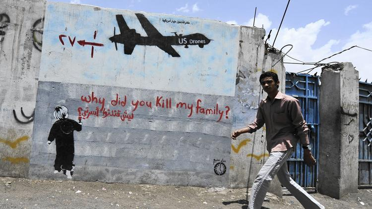 U.S. drone strikes in Yemen