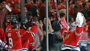 Hawks come alive, edge Wild for 3-2 series lead